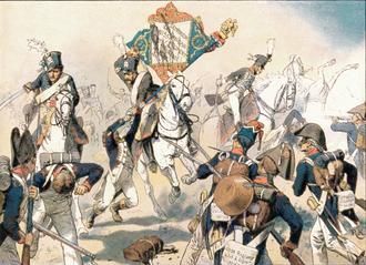 Battle of Heilsberg - Image: Schlacht bei Heilsberg 1807