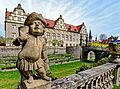Schloss Weikersheim, Zwergengalerie im Schlossgarten. 04.jpg