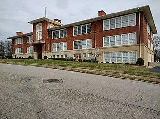 Schoolfield School Complex - Image: Schoolfield School Complex Building A
