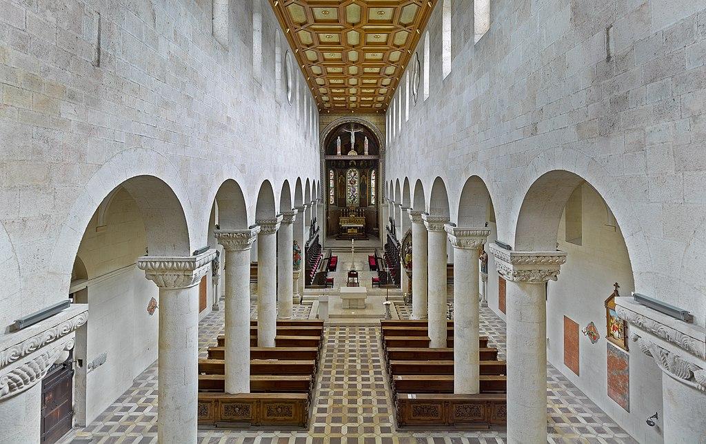 Schottenkirche St. Jakob (Regensburg) Innenraum