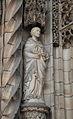 Sculpture porte 2 Cathédrale Sainte-Cécile d'Albi.JPG