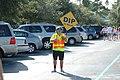 SeaWorld car park attendant (2578814372).jpg