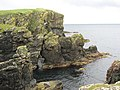Sea arch on Hog Island - geograph.org.uk - 1266089.jpg