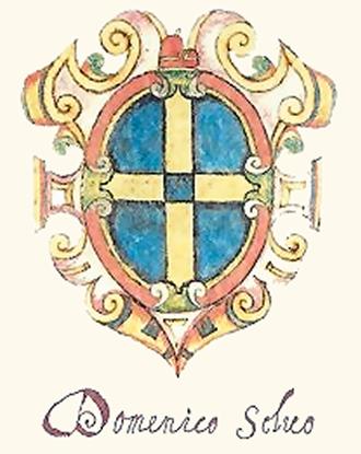 Domenico Selvo - Seal of Domenico Selvo