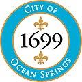 Seal of Ocean Springs, Mississippi.jpg