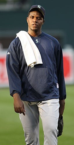 Seattle Mariners starting pitcher Michael Pineda (36) (5709266340)