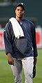 Seattle Mariners starting pitcher Michael Pineda (36) (5709266340).jpg