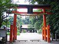 Second Torii at Hirose Taisha.jpg