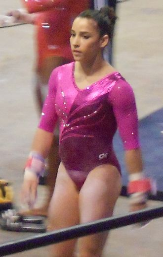 Needham, Massachusetts - Aly Raisman