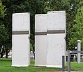 Sections of Berlin Wall repositioned to Deutsches Eck KO.jpg
