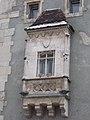 Segesvár tower, balcony, 2018 Városliget.jpg