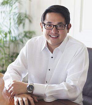 Bam Aquino - Image: Senator Bam Aquino