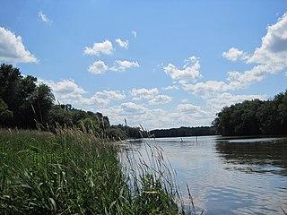 Seneca River (New York) River in Upstate New York