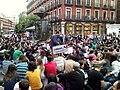 Sentada de Democracia Real Ya en Fuente Dorada (Valladolid, 17-5-2011).jpg