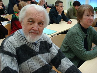 Sergei Issakov Estonian literary scholar and politic