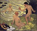 Serusier - boys on a river bank.jpg