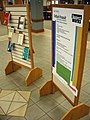 Sexual assault awareness month display (back display) (3429874008).jpg