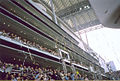 Sha-tin Grandstand facing the Paddock,the best horse-racing stadium.jpg