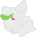 Shabestar Constituency.png