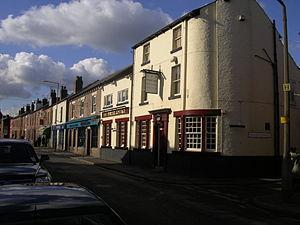 Broomhill and Sharrow Vale - Sharrow Vale Road