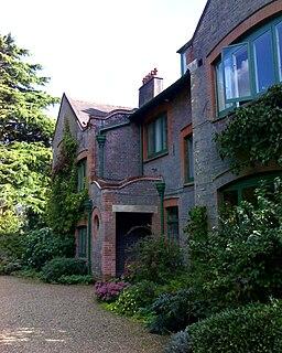 Shaws Corner Historic house museum in Hertfordshire