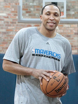 Shawn Marion - Marion in March 2013