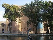 آرامگاه شیخ شهابالدین اهری؛ اهر