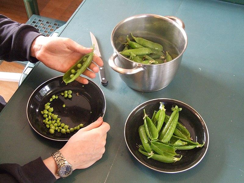 File:Shelling peas.jpg