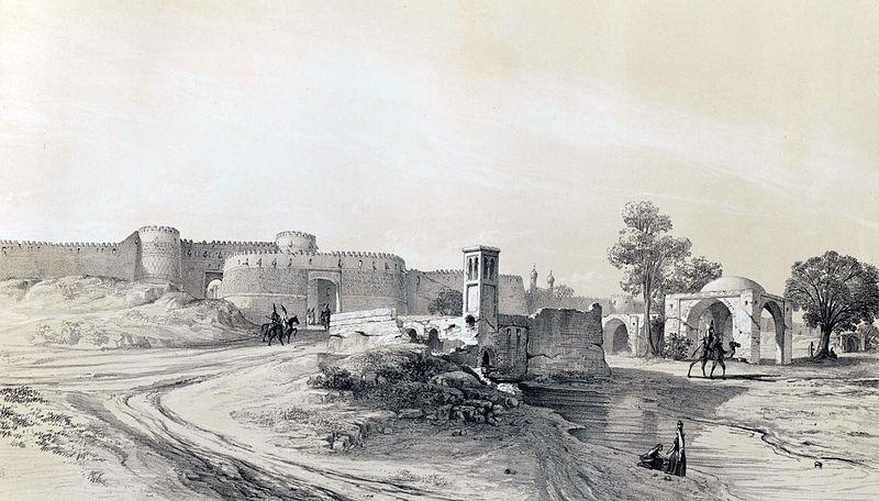 دختر تهرانی تهران قدیم تاریخ تهران بچه تهرانی