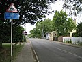 Shepreth, Station Road level crossing - geograph.org.uk - 878694.jpg