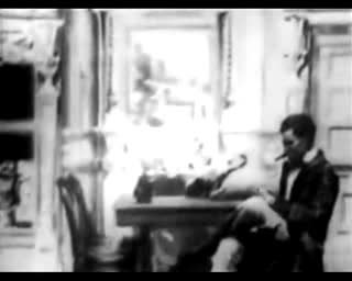 Filmszene aus Sherlock Holmes Baffled