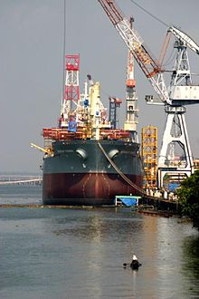 Ship Front in Cochin Dock.jpg