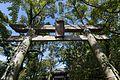 Shirahata Tenjinsha - Front gate 02.jpg