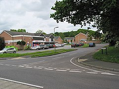 Shops on Butlers Lane, Ringwood - geograph.org.uk - 176067.jpg