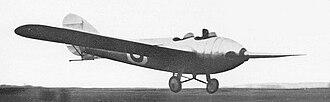 Bristol Cherub - Cherub-powered Short Satellite