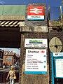 Shotton railway station exterior.JPG