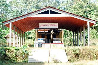 Buta Kola - Daivastana - Place where daivas are worshiped