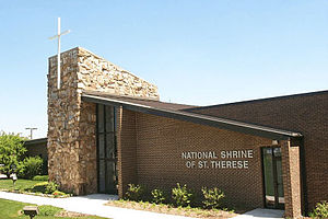 National Shrine of St Therese - National Shrine of St. Thérèse