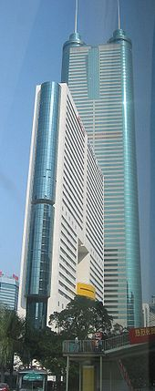 List Of Tallest Buildings In Shenzhen Wikipedia The Free Encyclopedia