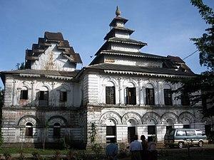 Sittwe - Image: Shwe Zedi, Sittwe, Myanmar