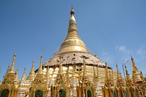Shwedagon Pagoda Photo 1