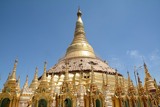 Shwedagon Pagoda Photo 1