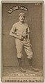 Sid Farrar, Philadelphia Quakers, baseball card portrait LCCN2007686886.jpg