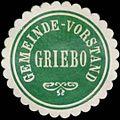 Siegelmarke Gemeinde-Vorstand Griebo W0383827.jpg