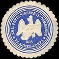 Siegelmarke Königlich Preussisches General - Commando des VI. Armee - Corps W0216261.jpg