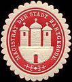 Siegelmarke Magistrat der Stadt Harzgerode W0211443.jpg