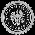 Siegelmarke Magistrat der Stadt Lychen W0313383.jpg