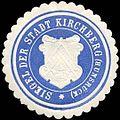 Siegelmarke Siegel der Stadt Kirchberg-Hunsrück W0310452.jpg