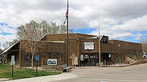 Silt, Colorado Town Hall.JPG