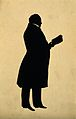 Sir Astley Paston Cooper. Silhouette. Wellcome V0001254.jpg